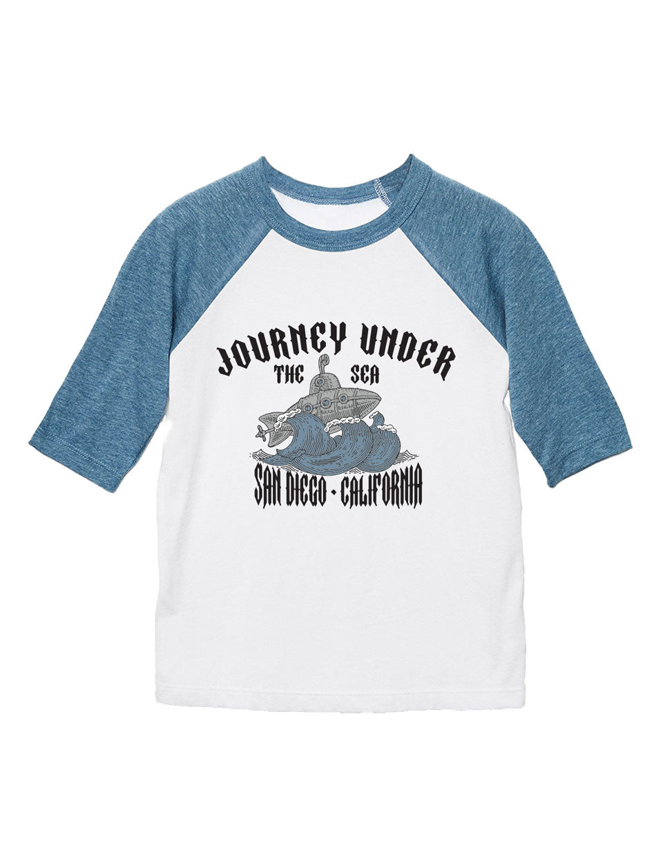 Journey of the Sub Yth Raglan