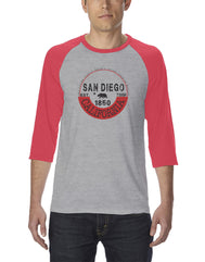 SD Authentic Ca1850 Raglan