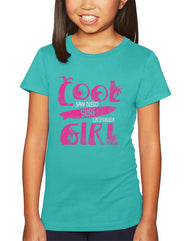 Cool Girl Princess Tee