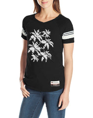Champion® Palms Women's V-Neck Tee