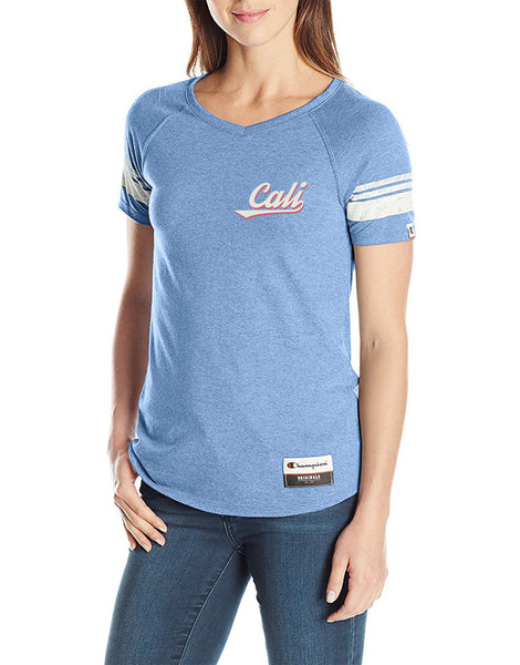 Champion® Cali Women's V-Neck Tee