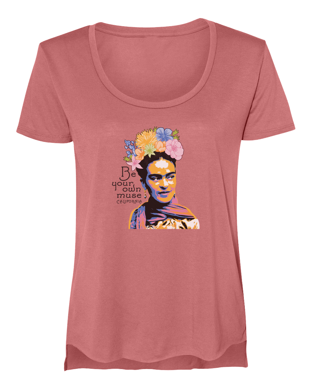 The Muse Womens Festival Tee