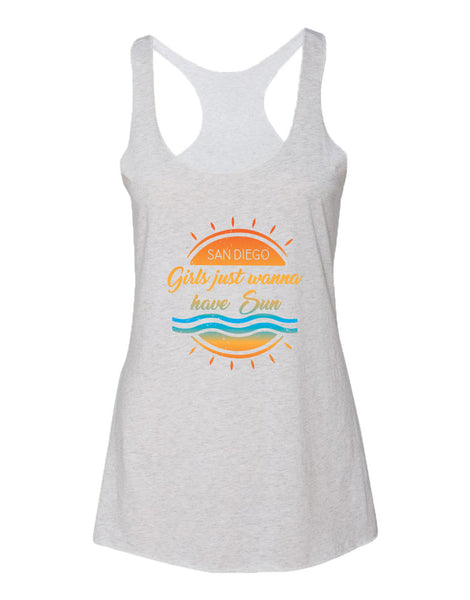 Girls Want Sun Womens Tank