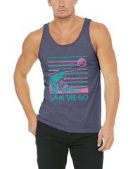 Ignite Mens Triblend Tank
