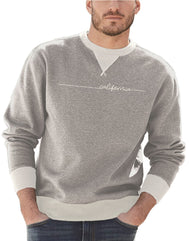 Champion® Cali Signature Men's Crewneck Sweatshirt