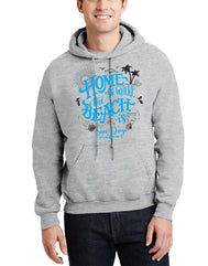 Home is the Beach HD Sweatshirt
