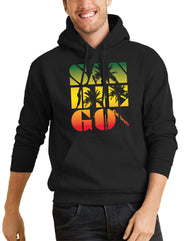 SD The Palms Hooded Pullover