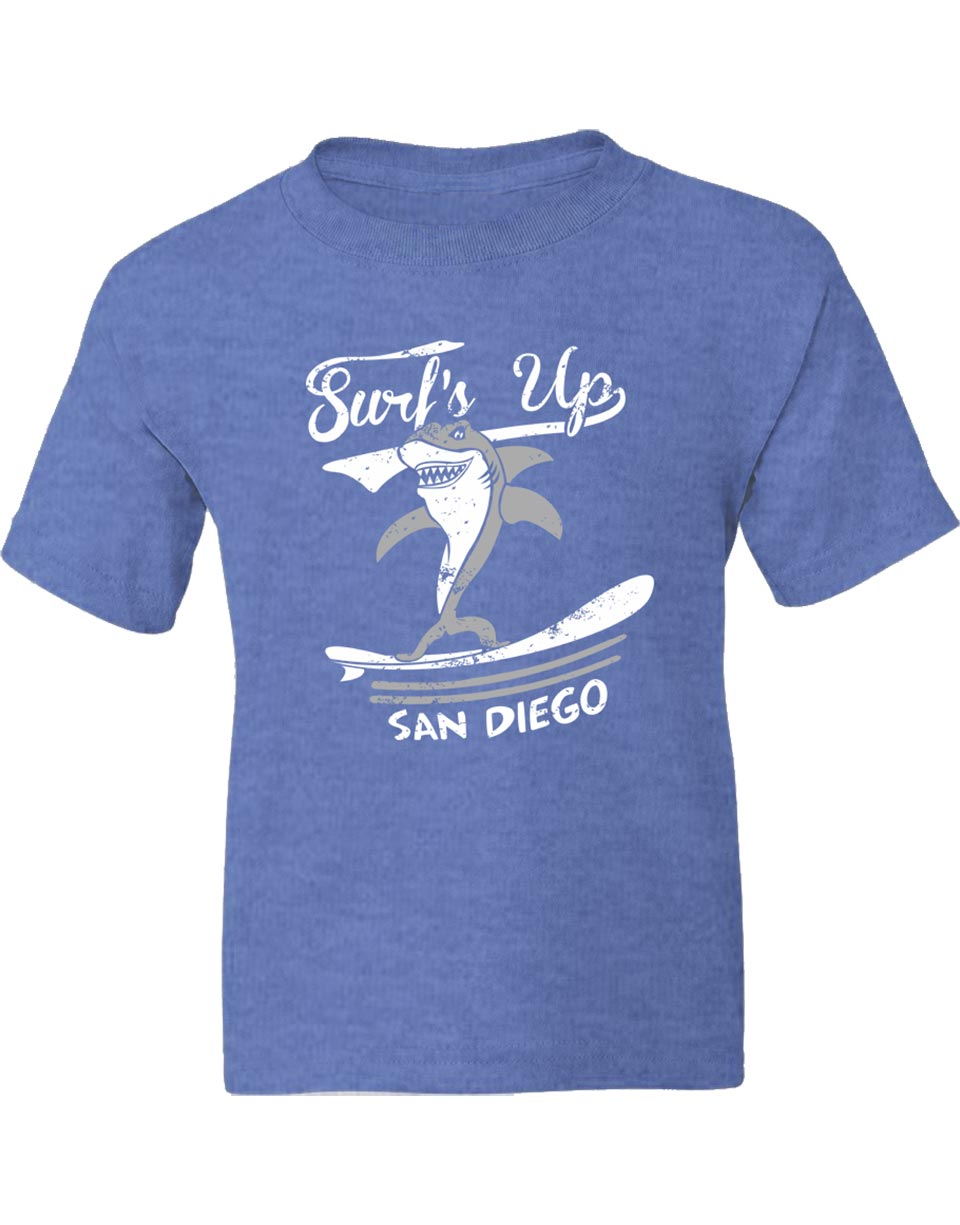 Surf's Up San Diego Tee
