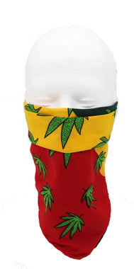 Face mask, protection, mask, covid, covid-19 protection, corona virus protection, corona virus, self protection, bandana, bandanas, bandana face mask, headscarf, bandana headscarf, rasta flag face mask, marijuana face mask