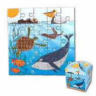 Ocean animal puzzel; Whales, Turtles, Fish, Kids Games, Bear Mini Puzzle for Kids, Children, toys, toy store, toy store near me, toys for kids, toys for 5 year old boys, puzzles, puzzle, kids puzzle