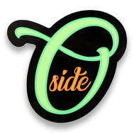 "Big ""O"" Oceanside Sticker"