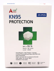 KN95 face mask, KN95 masks, KN95 Protection, masks, face mask, 25 piece face masks, Hypoallergenic mask, High filtration mask, breathable mask. White masks, medical masks, disposable face masks, bulk masks