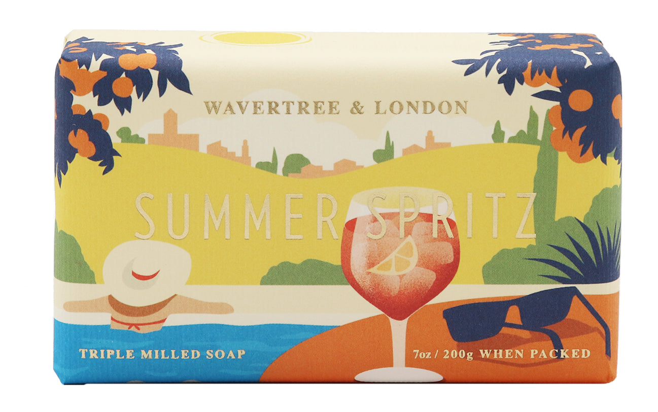 Natural vegan Shea butter soap White wine, soda and a Tuscany summer. Fashionably seductive and moisturizer for your beautiful skin.