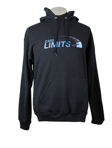 CarsWithoutLimits - Pull Over Hoodie (Black) - carswithoutlimits