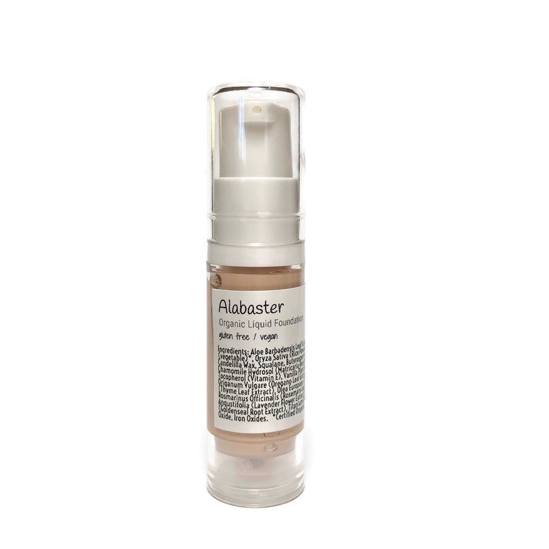 ALABASTER Organic Liquid Foundation