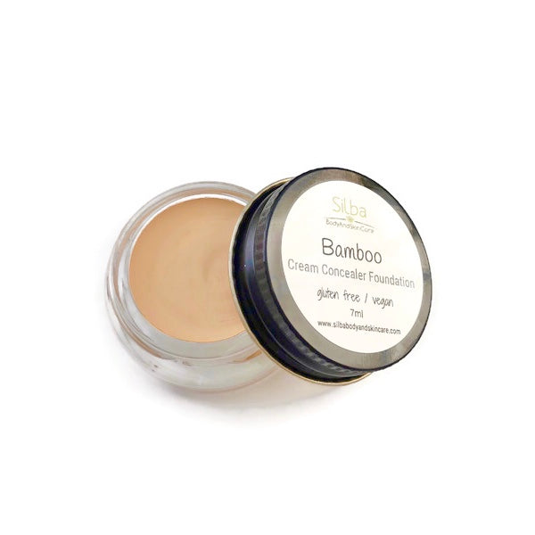 BAMBOO Mineral Cream Foundation
