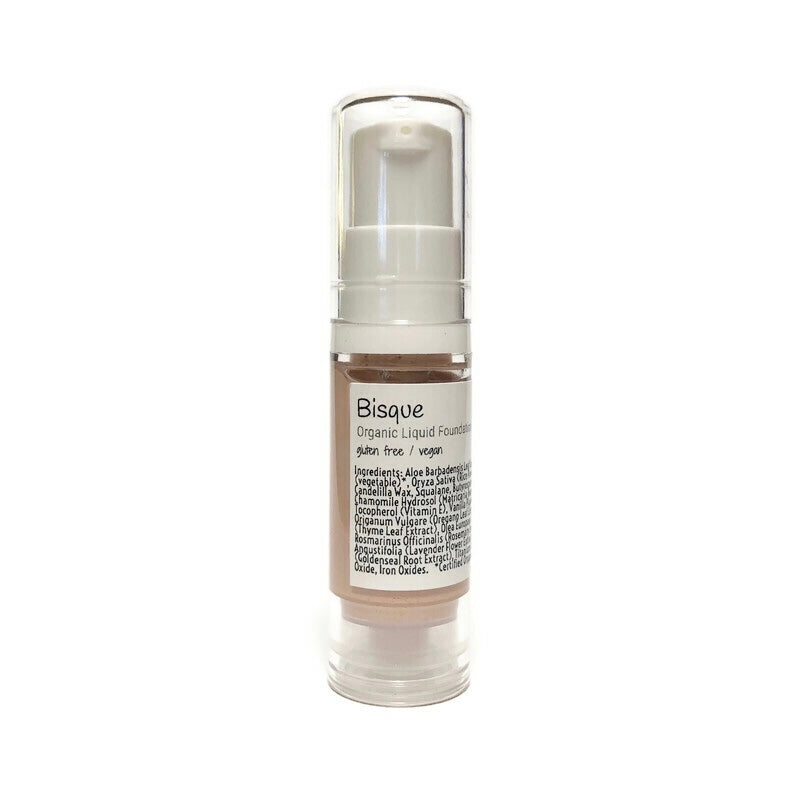 BISQUE Organic Liquid Foundation