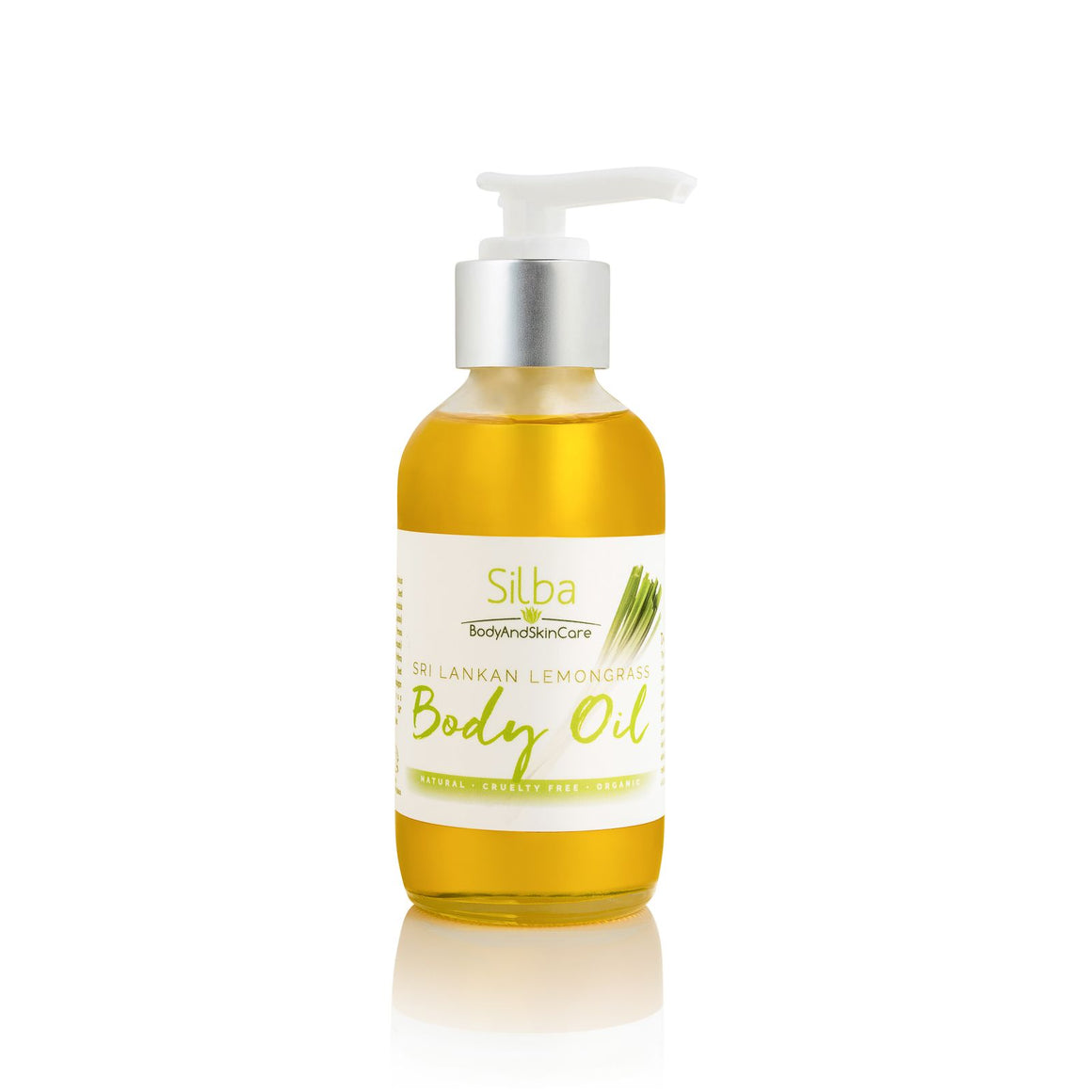 Bath & Body Oil Lemongrass
