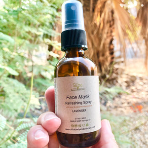 Face Mask, Room, Linen & Yoga Refreshing Spray