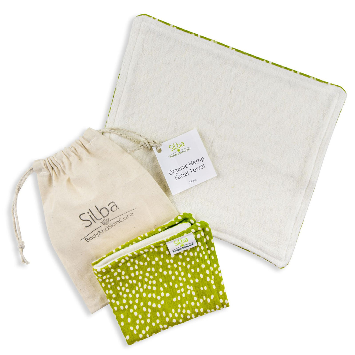 Reusable Organic Washcloth