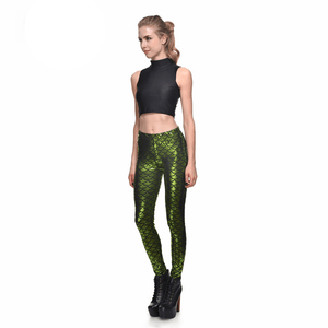 Mer-Mazing Mermaid Leggings™