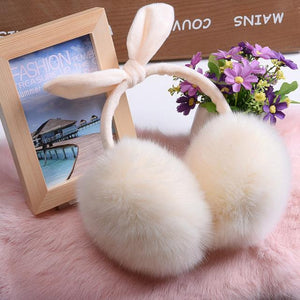 Cute Fluffy Winter Earmuffs