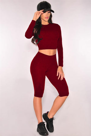 Kim K. Two Piece Set