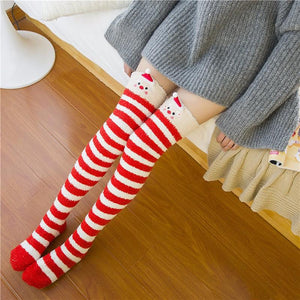 Cute Overknee Animal Socks