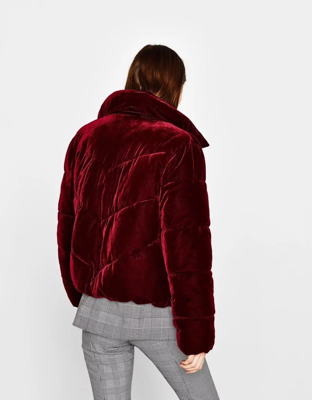 Velvet Winter Jacket