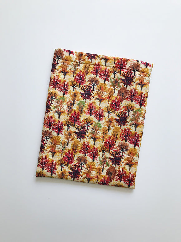 Fall Book Sleeve