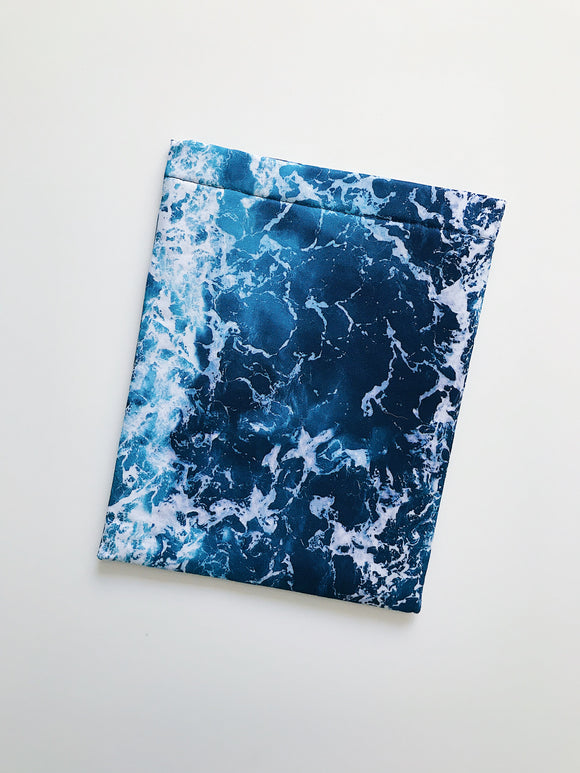 Ocean Book Sleeve