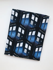 Doctor Who Book Sleeve