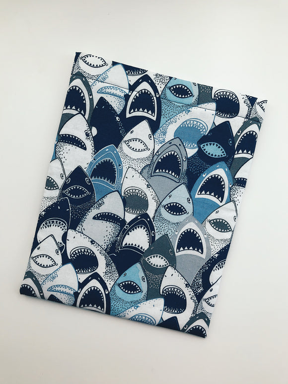 Shark Book Sleeve