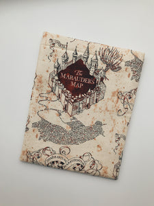 Map Book Sleeve