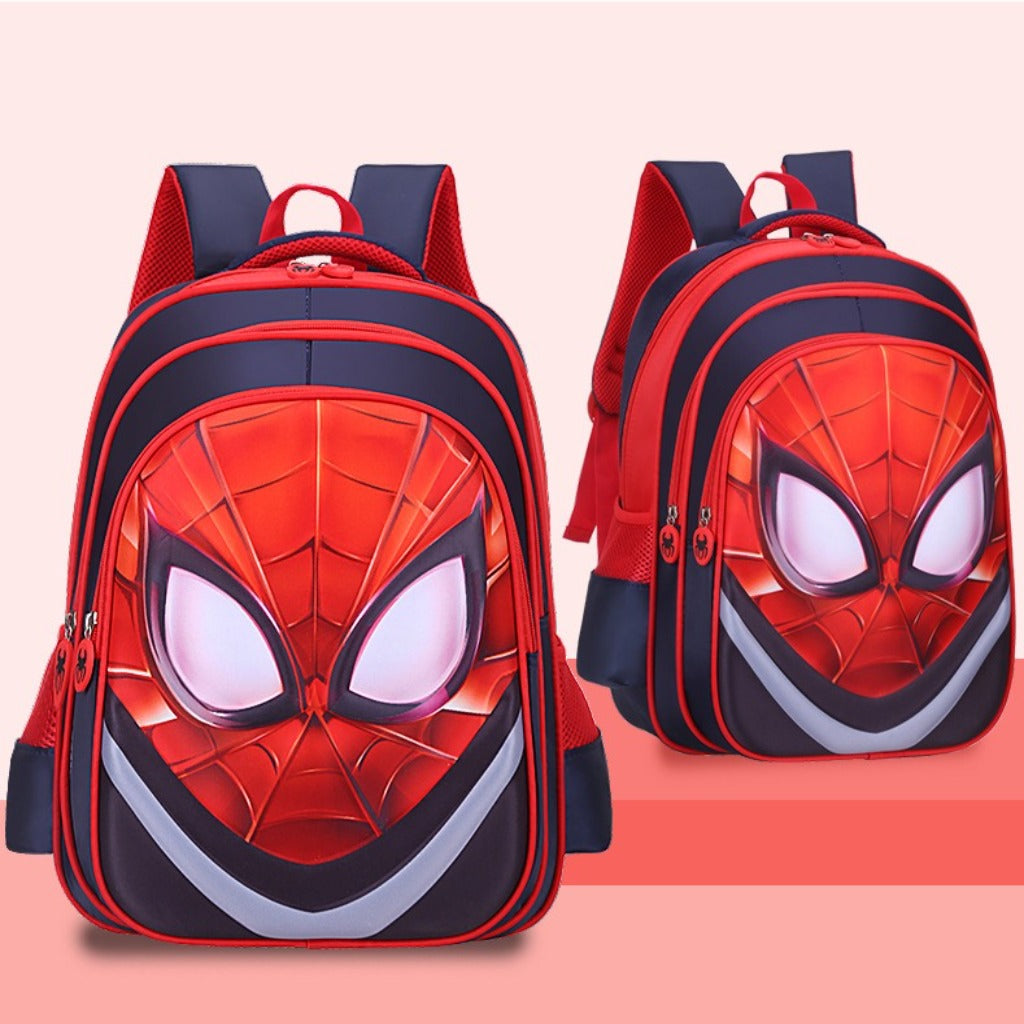 1 PC Kids School bag-Spider Man