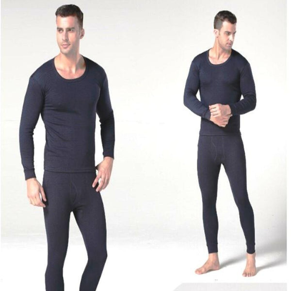 Thermal Suit Men - Navy