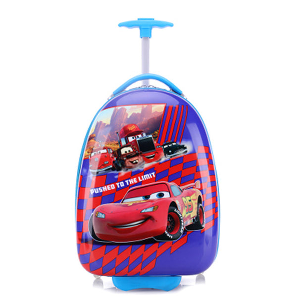 Hard-shell Trolley Bag- Cars & Cars