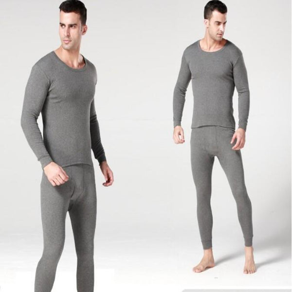 Thermal Suit Men - Grey