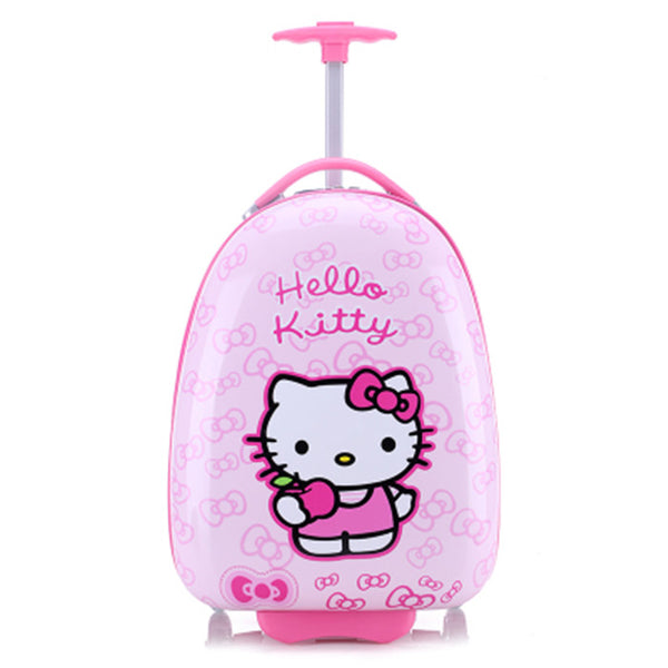 Hard-shell Trolley Bag- Hello Kitty