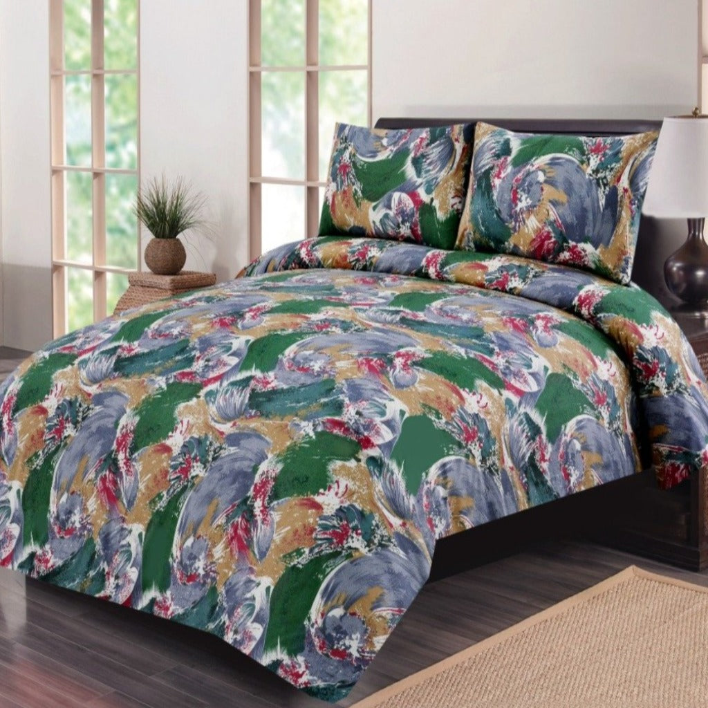 3 PCS BED SHEET- NP03