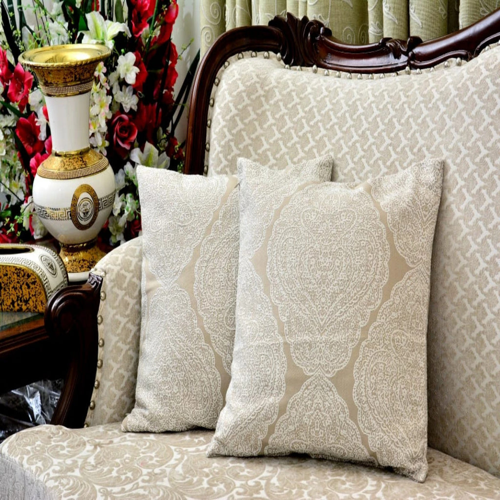 Embroidered Cushion- (1979) -A522 Pack Of 2