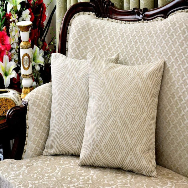 Embroidered Cushion (1981)- A0161 Pack Of 2