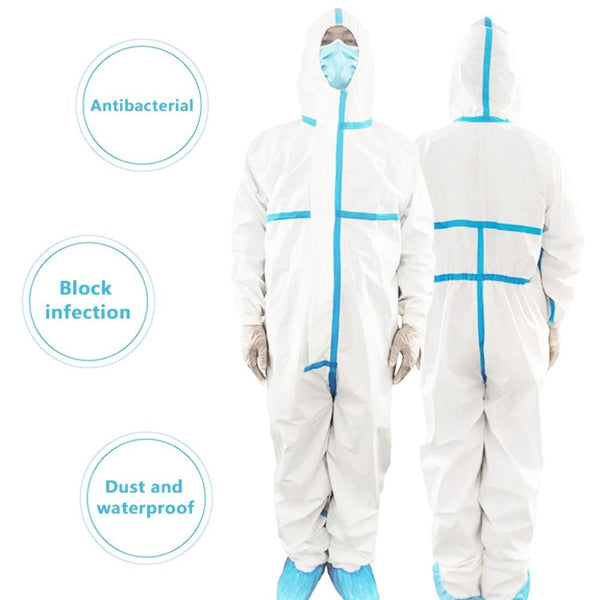 PAK Government Certified Waterproof Washable (3210) - Virus Protection Suit