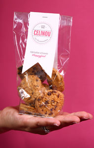 Les gourmandises de Célinou - Biscuits sarrasin pépites de chocolat et sumac, gourmands et sains, healthy food, gouter enfant