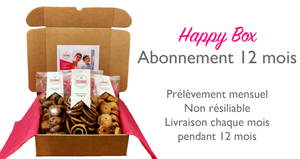 Happy Box 12 mois