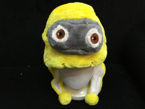 Cute Kawaii Anime Hat Rave Beanie Cap Furry Plush Cosplay Despicable Me 2 Minions Hat T5