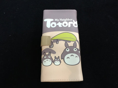 Neighbor Totoro Cute Kawaii Long Wallet coin bag pouch card holder Purse