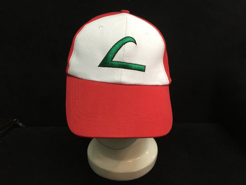 Pokemon Ash Ketchum Baseball Snapback Cap Trainer Hat for Adult Embroidered