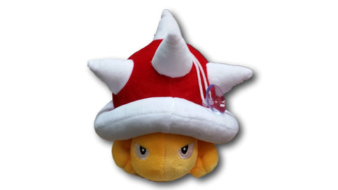Super Mario Bros Spiny Koopa Soft Toy Stuffed Animal Doll