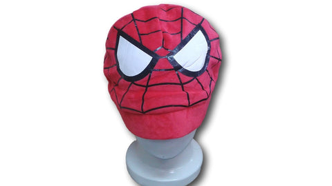 Spider-Man Superhero Cap Marvel Comics Spiderman Hero Red Hat